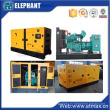 Generador diesel del motor portátil CUMMINS de China de la venta 44kVA 35kw caliente