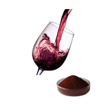 High Standard 30% 40% 50% 60% red wine extract powder
