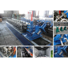 Metal Frame Stud And track C U Shaped Light Steel Keel Cold Roll Forming Machine