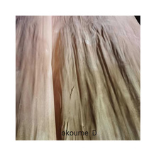 0.25mm okoume veneer natural timbers for decoration plywood