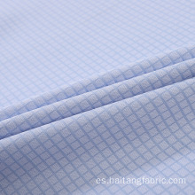 STOCK TC Dobby fabric Camisa Tela Online Ventilate