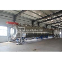 A mais nova tecnologia de aço inoxidável ainda filtro secador para a planta