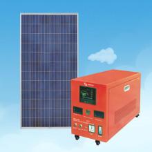 1KW Solar Housing System