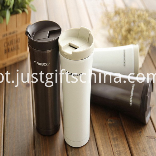 Promotional 500ml Starbucks Coffee Thermos