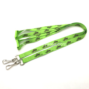 Full Color Printed Polyester Lanyards