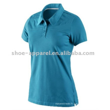 le dernier t-shirt de tennis de tennis de femmes