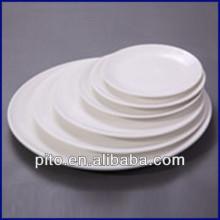 P&T porcelain dinnerware factory couple plates, dishes