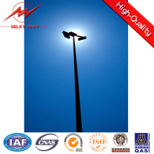 4 Sections 30m High Mast Pole 1.2ton Winch with 15*2000W LED Lights