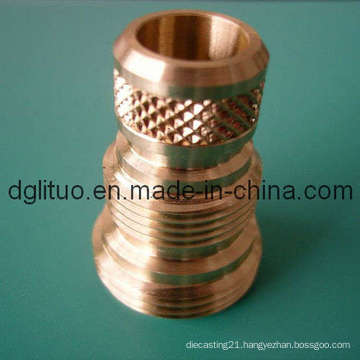 Brass Nut With SGS, ISO9001: 2008, Rohs