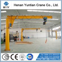 Schwerlast-Fixsäule Säulenmontierter 5Ton Jib Crane