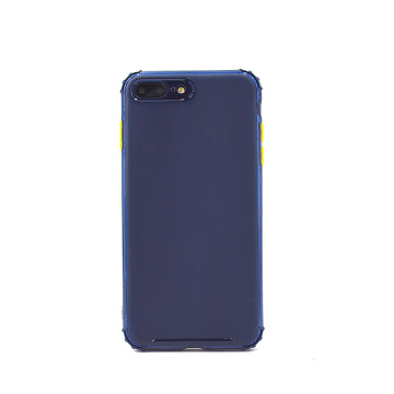 Custodia ultra sottile in silicone per iPhone 8