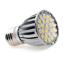 Dimmable E27 24 5050 SMD bombilla LED lámpara de proyección