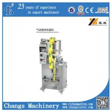 Yzd-100ql Automatic Shampoo Packing Machine with Mixer Hopper