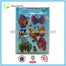 3D butterfly stickers for kids craft
