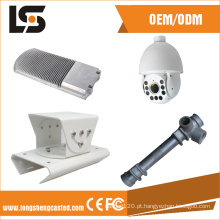 O sistema da câmera do CCTV da segurança morre as peças do alojamento da câmera do molde