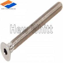 hot selling Titanium countersunk bolt