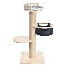 OEM Pet Supplies Cat Tree Malti-Level Cat Scratcher Tree