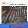 PET plastic injection molding machine screw barrel