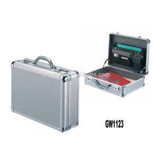 Nova chegada forte & maleta portátil de alumínio de alta qualidade fábrica de China