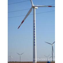 Three Blade Wind Generator Steel Pole