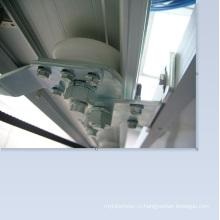 Потребляемая мощность около 120 Вт Автоматическая раздвижная дверь