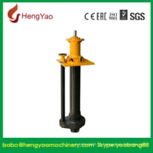 Bomba de Polpa Vertical Industrial
