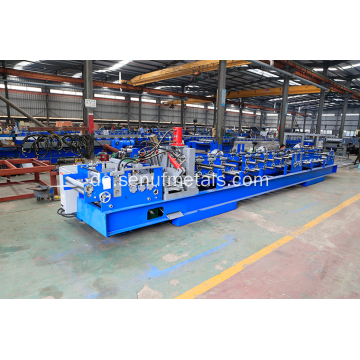 CZU Purlin Bracket Roll Forming Machine
