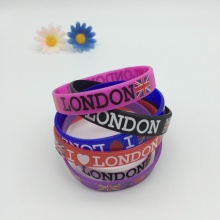 Custom Printed Rubber Bracelets For Events
