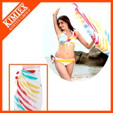 Hot Sales Frauen Strand Sarong Pareo