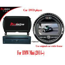 Multimédia pour voiture Mini voiture DVD Navigation Bluetooth Vidéo USB SD (HL-8836GB)