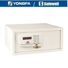 Coffre-fort à ordinateur portable de taille de panneau de Safewell Nm 23cm pour l'hôtel