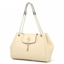 New Design Fashion Wholesale Leather Women′s Tote Bag Ladies Handbags (ZX10100)