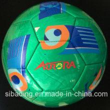 Fútbol / fútbol de la puntada de la máquina modificada para requisitos particulares barata