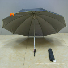"19""*8k Two Fold Umbrella with Sliver Coated (YS2-001A)"