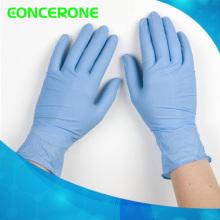 Медицинские Нитриловые смотровые перчатки неопудренные