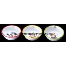 100% Melamine Dinnerware-Kid′s Bowl/Safe Tableware for Kid (BG2015)