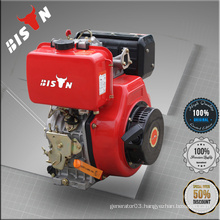 Bison Taizhou China Air Cooled Single Cylinder Diesel Water Pump Motor Spare Parts