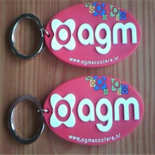 Small and Exquisite PVC Soft Nameplate