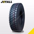 JOYALL China fábrica TBR neumático D909 super sobre carga y resistencia a la abrasión 1100r20 para su camión