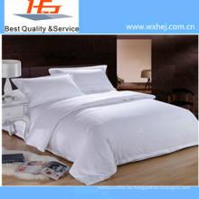 Star Hotel Poly Baumwolle Plain Bettbezug Doona Cover