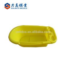 Os multi tipos e formas serviram o molde plástico do cuba da lavagem do bebê da modelagem por injecção para a banheira