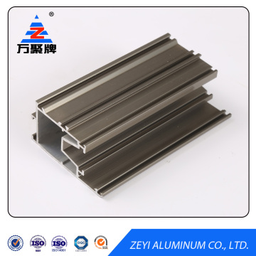 OEM extruded aluminum extrusion profile factory