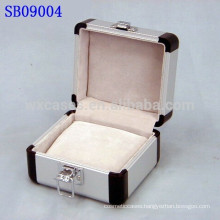 new design aluminum watch packaging for single watch manufacturer high quality