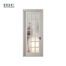 HDF-Türmaterial und HDF-geformte Tür-Art Billige Innenholztür