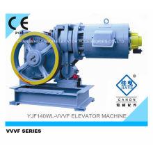 Máquina de tracción VVVF Canon elevador