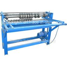 Máquina de corte longitudinal para chapa metálica