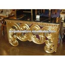 Декоративный деревянный стол I0014