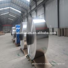 Lame d'aluminium professionnel 8011 O pour fabricant de laminage