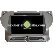 Glonass / GPS Android 4.4 Mirror-link TPMS DVR multimedia central del coche para Suzuki Alto con GPS / Bluetooth / TV / 3G