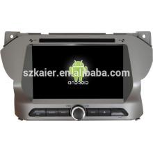 Glonass / GPS Android 4.4 Mirror-lien TPMS DVR voiture multimédia central pour Suzuki Alto avec GPS / Bluetooth / TV / 3G